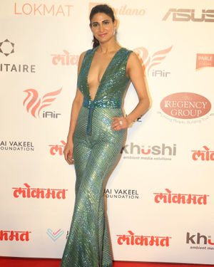 Aahana Kumra - Photos: Lokmat Most Stylish Awards 2019 At The Leela Hotel