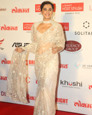 Taapsee Pannu - Photos: Lokmat Most Stylish Awards 2019 At The Leela Hotel   Picture 1709631