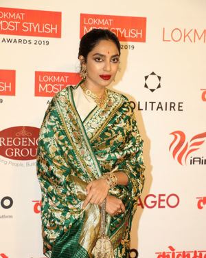 Shobita Dhulipala - Photos: Lokmat Most Stylish Awards 2019 At The Leela Hotel | Picture 1709658