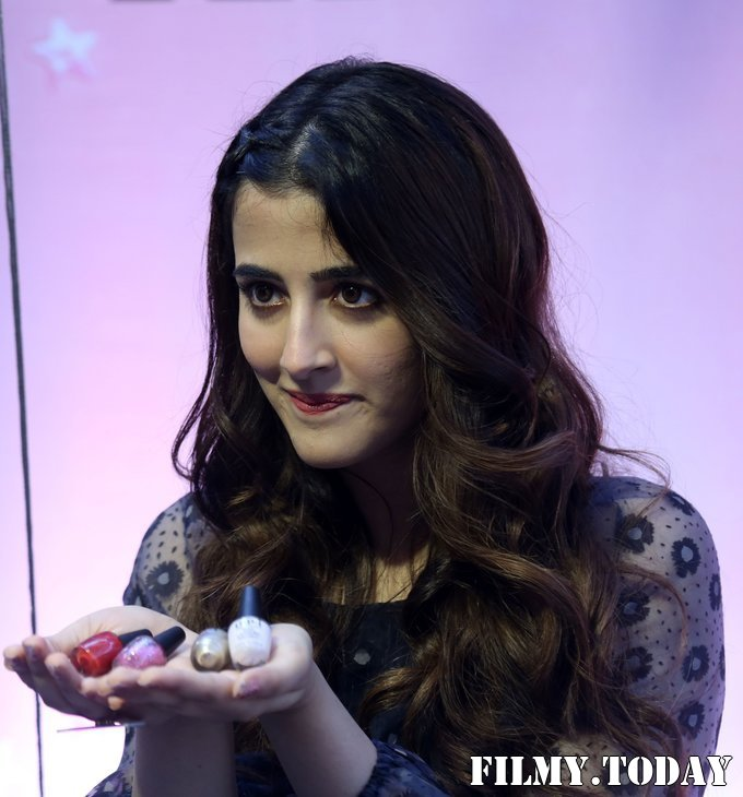 Photos: Nupur Sanon At The New Collection Launch Of Opi X Hello Kitty Nail Colors | Picture 1709691