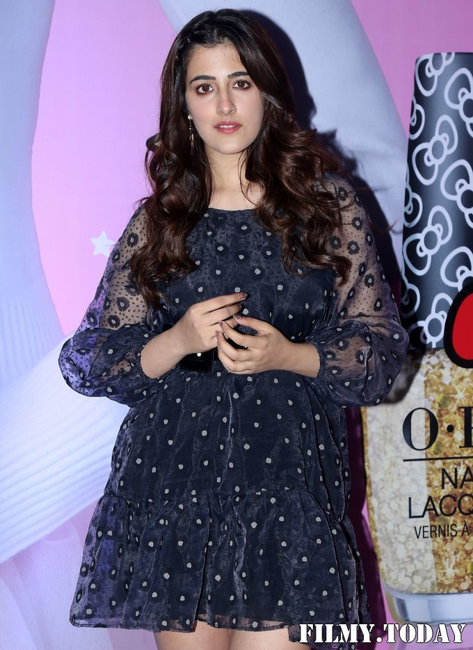 Photos: Nupur Sanon At The New Collection Launch Of Opi X Hello Kitty Nail Colors | Picture 1709707