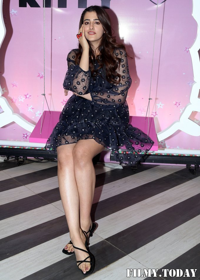 Photos: Nupur Sanon At The New Collection Launch Of Opi X Hello Kitty Nail Colors | Picture 1709696