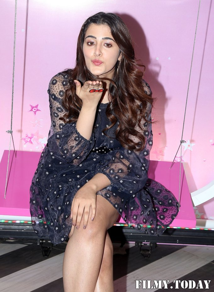 Photos: Nupur Sanon At The New Collection Launch Of Opi X Hello Kitty Nail Colors   Picture 1709697