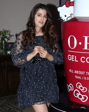 Photos: Nupur Sanon At The New Collection Launch Of Opi X Hello Kitty Nail Colors | Picture 1709698