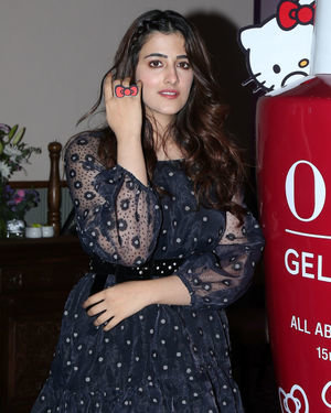 Photos: Nupur Sanon At The New Collection Launch Of Opi X Hello Kitty Nail Colors | Picture 1709693