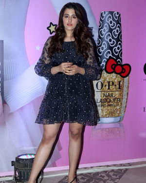 Photos: Nupur Sanon At The New Collection Launch Of Opi X Hello Kitty Nail Colors | Picture 1709701
