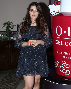 Photos: Nupur Sanon At The New Collection Launch Of Opi X Hello Kitty Nail Colors | Picture 1709705