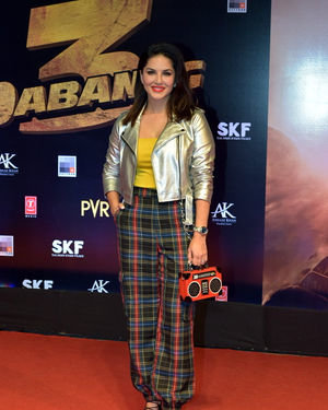 Sunny Leone - Photos: Screening Of Dabangg 3 At Pvr Juhu | Picture 1709907