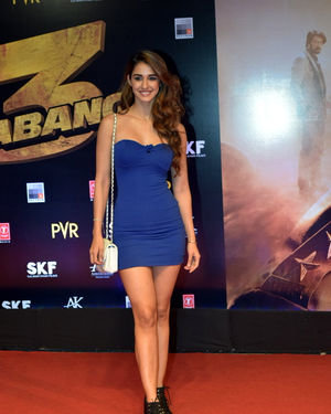 Disha Patani - Photos: Screening Of Dabangg 3 At Pvr Juhu
