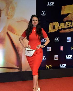 Soundarya Sharma - Photos: Screening Of Dabangg 3 At Pvr Juhu