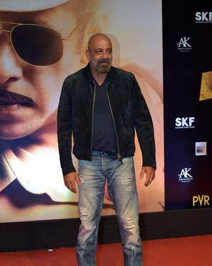 Sanjay Dutt - Photos: Screening Of Dabangg 3 At Pvr Juhu