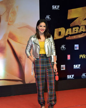 Sunny Leone - Photos: Screening Of Dabangg 3 At Pvr Juhu | Picture 1709906