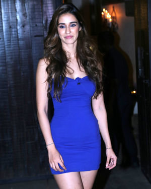 Disha Patani - Photos: Starcast Of Malang Spotted At Anil Kapoor's House