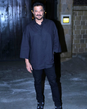 Anil Kapoor - Photos: Starcast Of Malang Spotted At Anil Kapoor's House