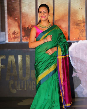 Bidita Bag - Photos: Launch Of First Look For Upcoming Film 'Fauji Calling' | Picture 1710136