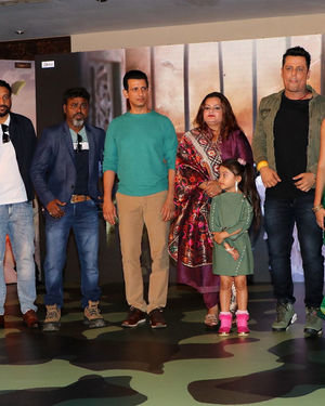 Photos: Launch Of First Look For Upcoming Film 'Fauji Calling'
