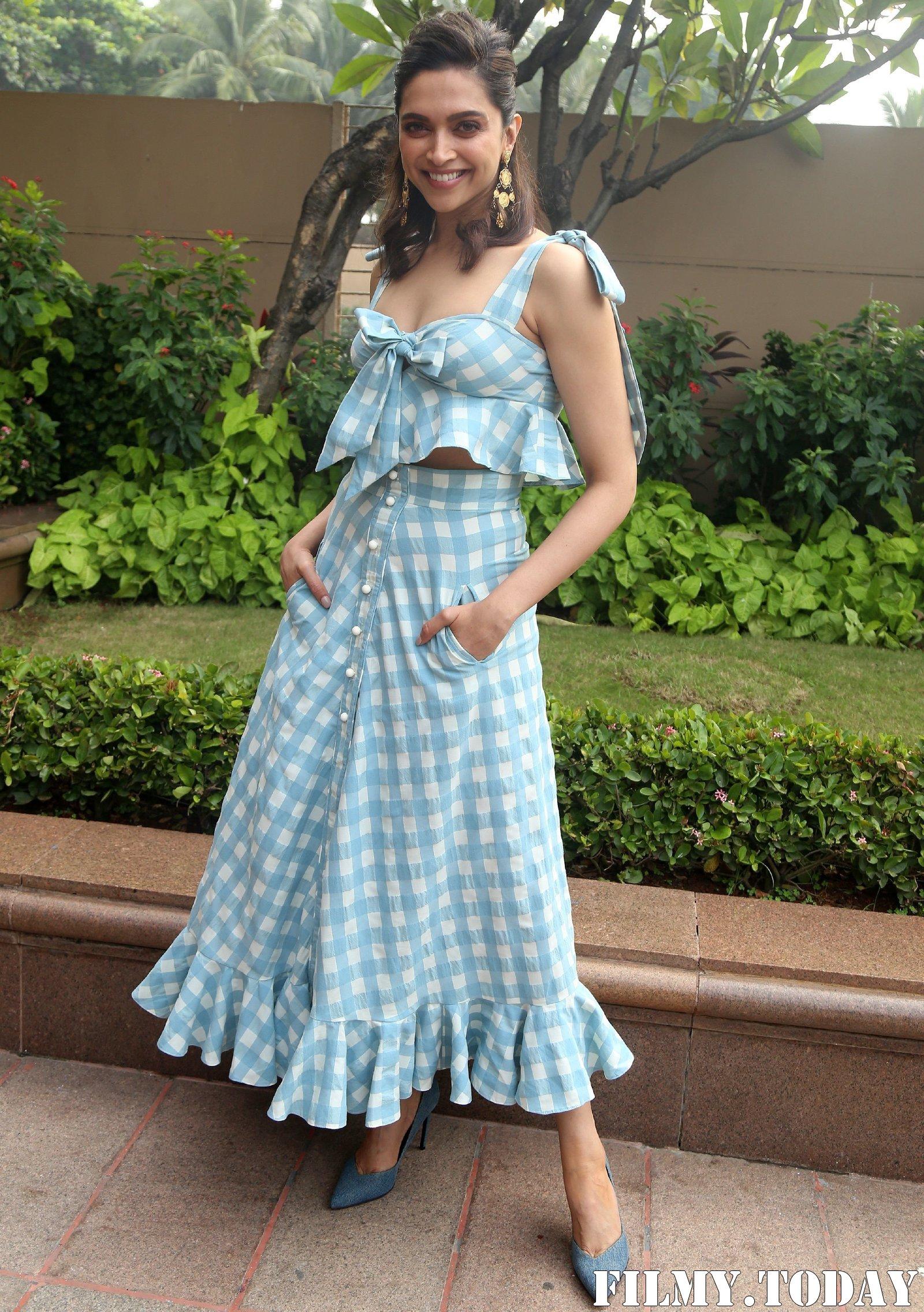 Deepika Padukone - Photos: Promotion Of Film Chhapaak At Taj Lands End | Picture 1710254