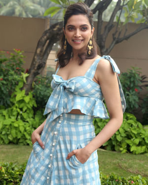 Deepika Padukone - Photos: Promotion Of Film Chhapaak At Taj Lands End | Picture 1710253