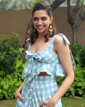 Deepika Padukone - Photos: Promotion Of Film Chhapaak At Taj Lands End