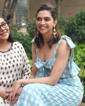 Photos: Promotion Of Film Chhapaak At Taj Lands End | Picture 1710251