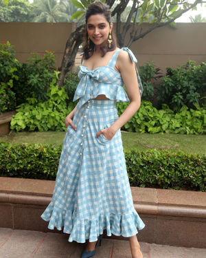 Deepika Padukone - Photos: Promotion Of Film Chhapaak At Taj Lands End | Picture 1710256