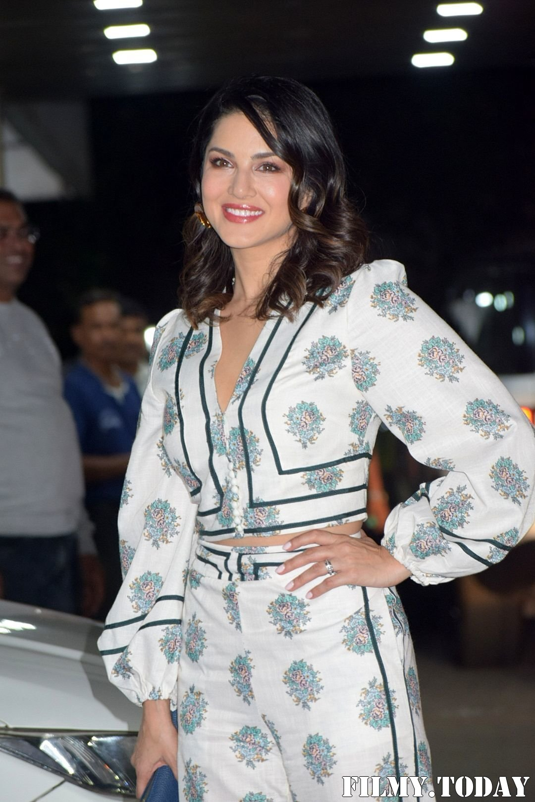 Sunny Leone - Photos: Sohail Khan's Birthday Party At His Home In Bandra | Picture 1710239