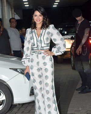 Sunny Leone - Photos: Sohail Khan's Birthday Party At His Home In Bandra | Picture 1710190