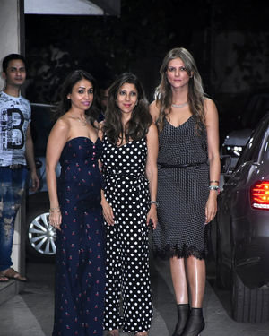 Photos: Sohail Khan's Birthday Party At His Home In Bandra