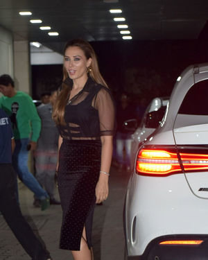 Lulia Vantur - Photos: Sohail Khan's Birthday Party At His Home In Bandra | Picture 1710208