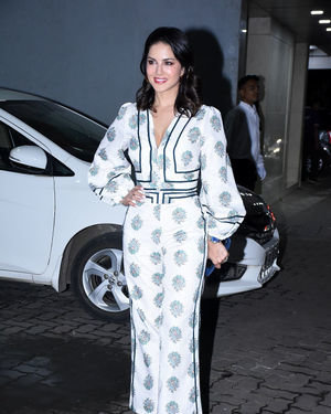 Sunny Leone - Photos: Sohail Khan's Birthday Party At His Home In Bandra | Picture 1710226