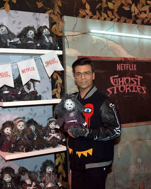 Karan Johar - Photos: Screening Of Netflix Ghoststories At Pvr Juhu   Picture 1710613