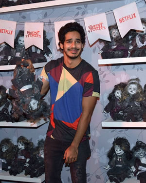 Ishaan Khattar - Photos: Screening Of Netflix Ghoststories At Pvr Juhu | Picture 1710618