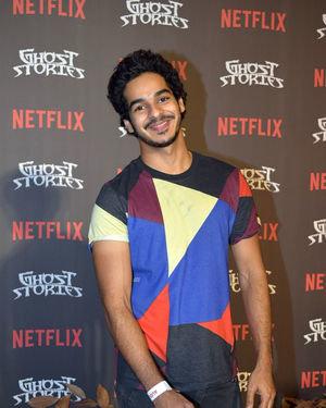 Ishaan Khattar - Photos: Screening Of Netflix Ghoststories At Pvr Juhu
