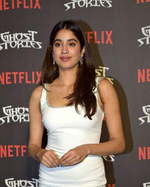 Janhvi Kapoor - Photos: Screening Of Netflix Ghoststories At Pvr Juhu