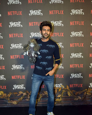 Kartik Aaryan - Photos: Screening Of Netflix Ghoststories At Pvr Juhu | Picture 1710685