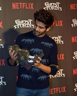 Kartik Aaryan - Photos: Screening Of Netflix Ghoststories At Pvr Juhu | Picture 1710683