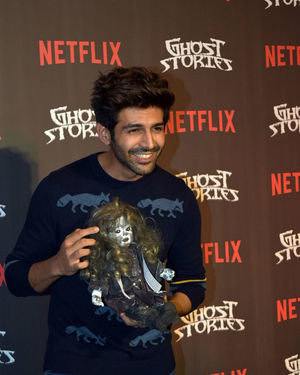 Kartik Aaryan - Photos: Screening Of Netflix Ghoststories At Pvr Juhu | Picture 1710684