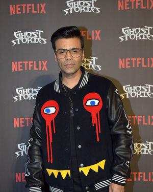 Karan Johar - Photos: Screening Of Netflix Ghoststories At Pvr Juhu