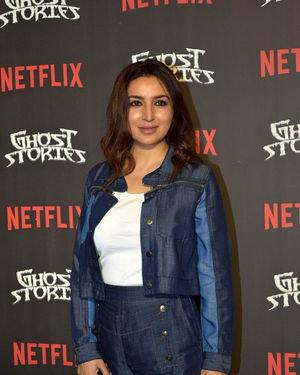 Tisca Chopra - Photos: Screening Of Netflix Ghoststories At Pvr Juhu