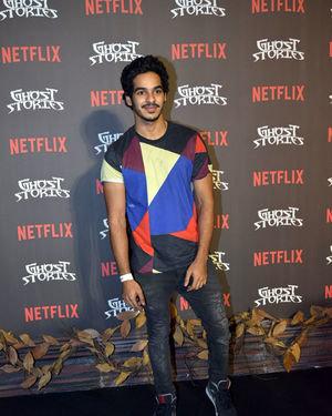 Ishaan Khattar - Photos: Screening Of Netflix Ghoststories At Pvr Juhu | Picture 1710615