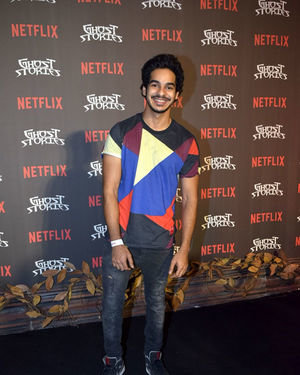Ishaan Khattar - Photos: Screening Of Netflix Ghoststories At Pvr Juhu | Picture 1710616