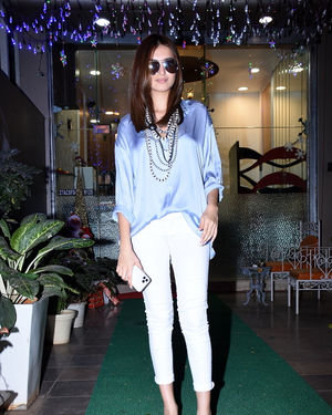 Photos: Tara Sutaria Spotted At Muah Salon Bandra