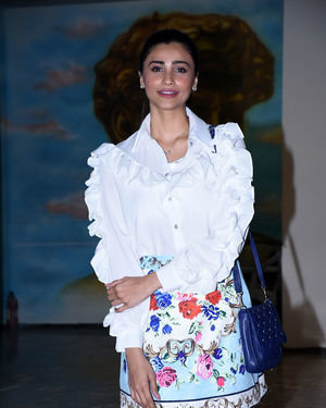 Daisy Shah - Photos: Saiee Manjrekar Birthday Party At Bandra