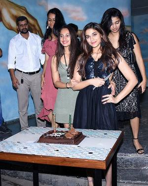 Photos: Saiee Manjrekar Birthday Party At Bandra