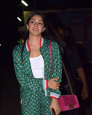 Kiara Advani - Photos: Screening Of Film Good Newwz At Pvr Juhu
