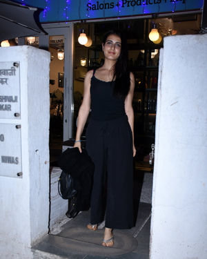 Fatima Sana Shaikh - Photos: Celebs Spotted Bblunt Salon At Bandra | Picture 1711930
