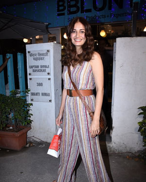 Dia Mirza - Photos: Celebs Spotted at Bandra | Picture 1711945