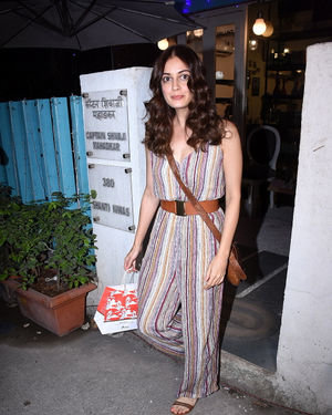 Dia Mirza - Photos: Celebs Spotted at Bandra