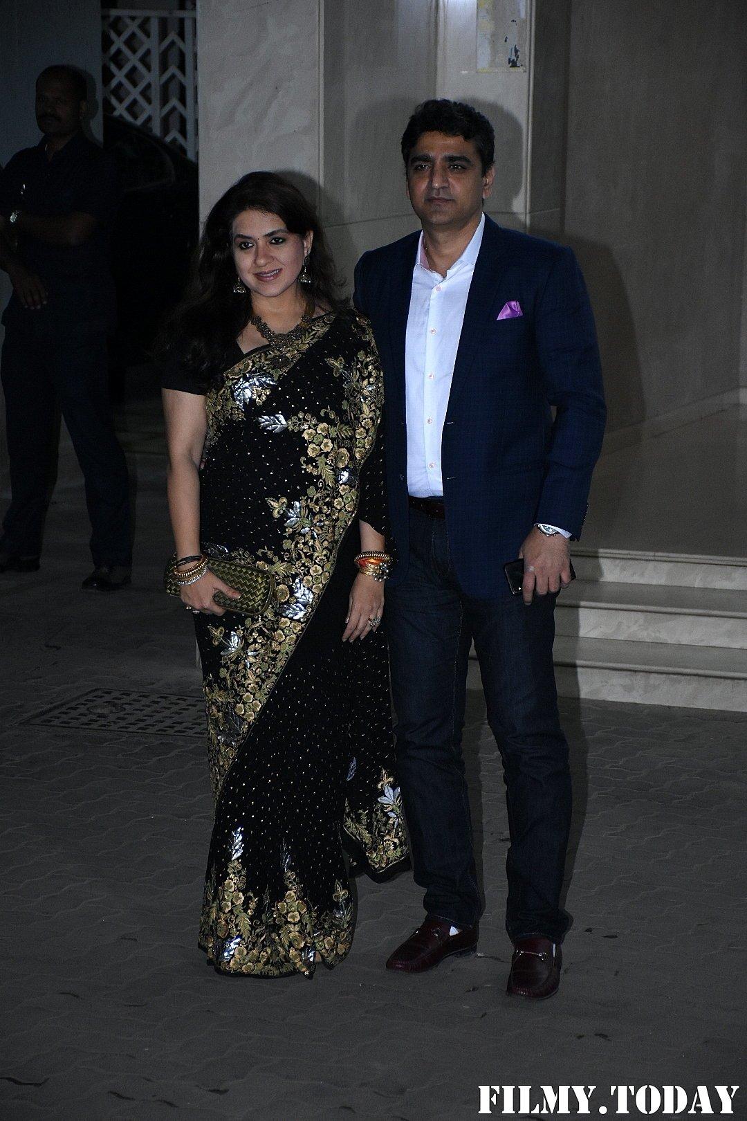 Photos: Salman Khan Birthday Party At Bandra   Picture 1711922
