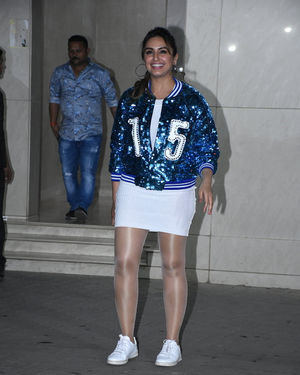 Huma Qureshi - Photos: Salman Khan Birthday Party At Bandra